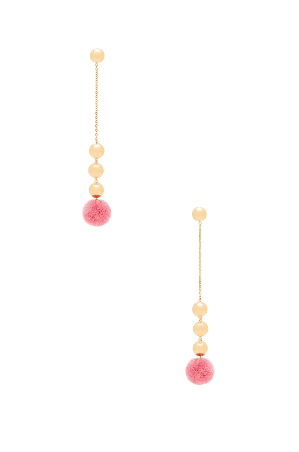 Elizabeth and James BOUCLES D'OREILLES BOCA