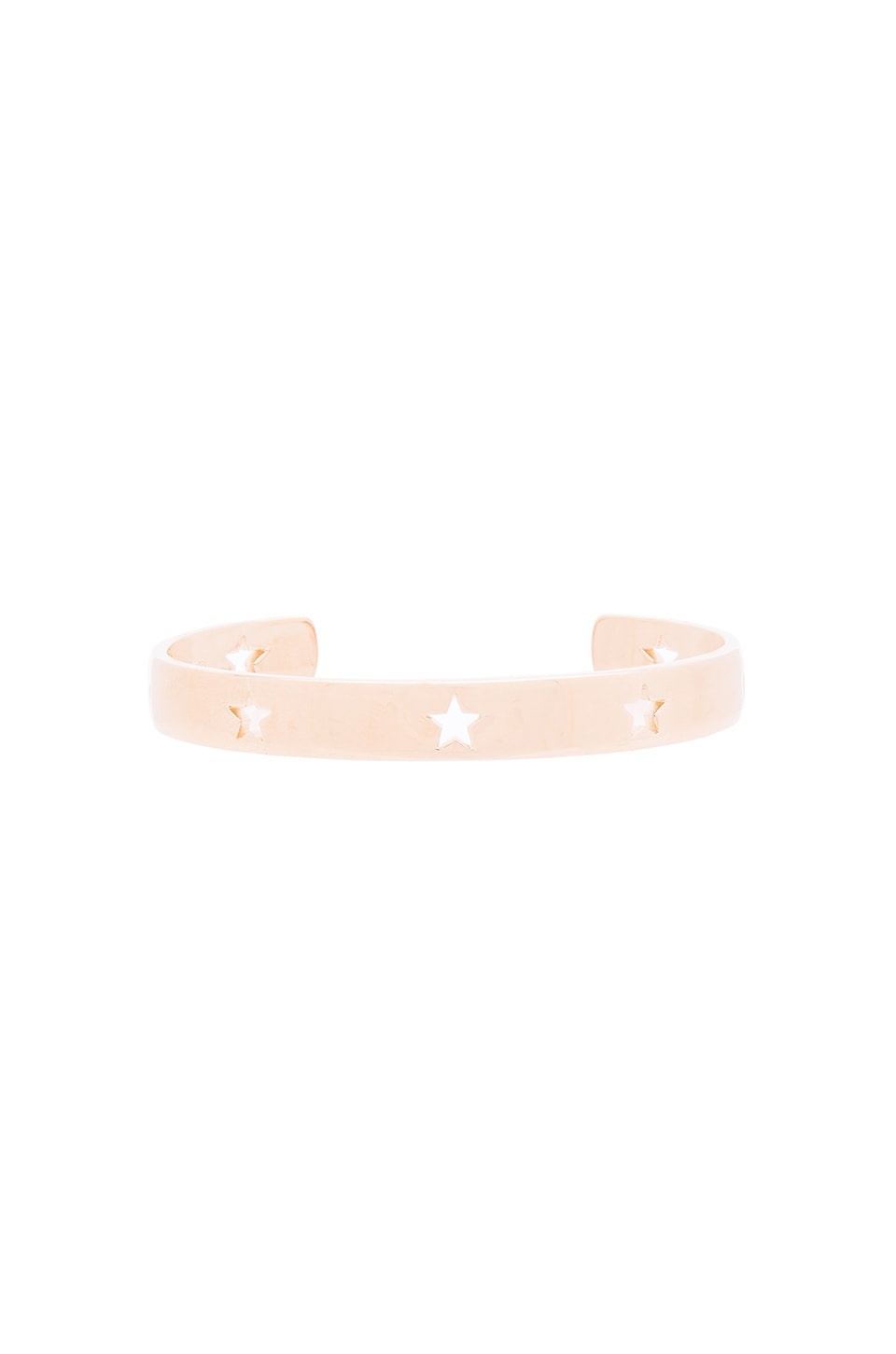 Elizabeth and James Polaris Cuff in Yellow Gold