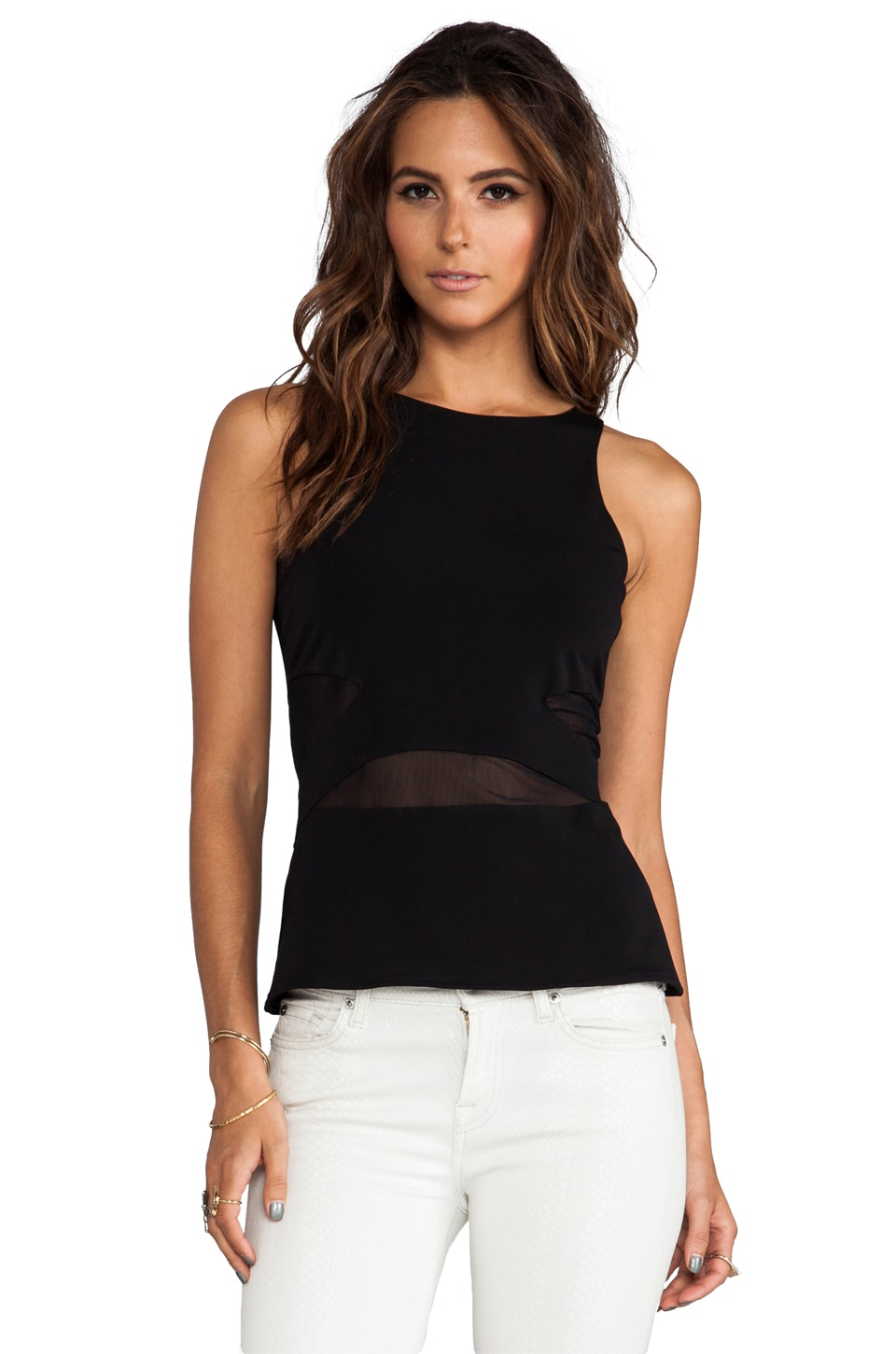 Elizabeth and James Theia Tank in Black