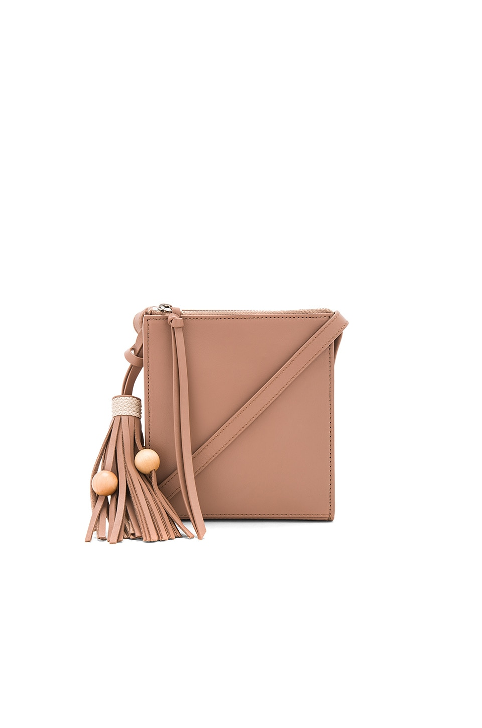 Elizabeth and James Sara Crossbody in Light Luggage