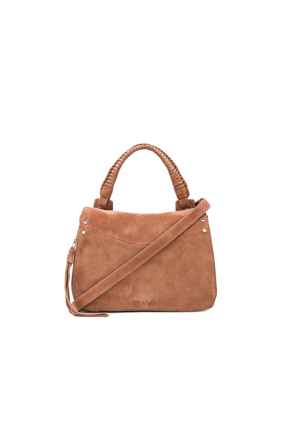Elizabeth and James Trapeze Small Crossbody in Twig