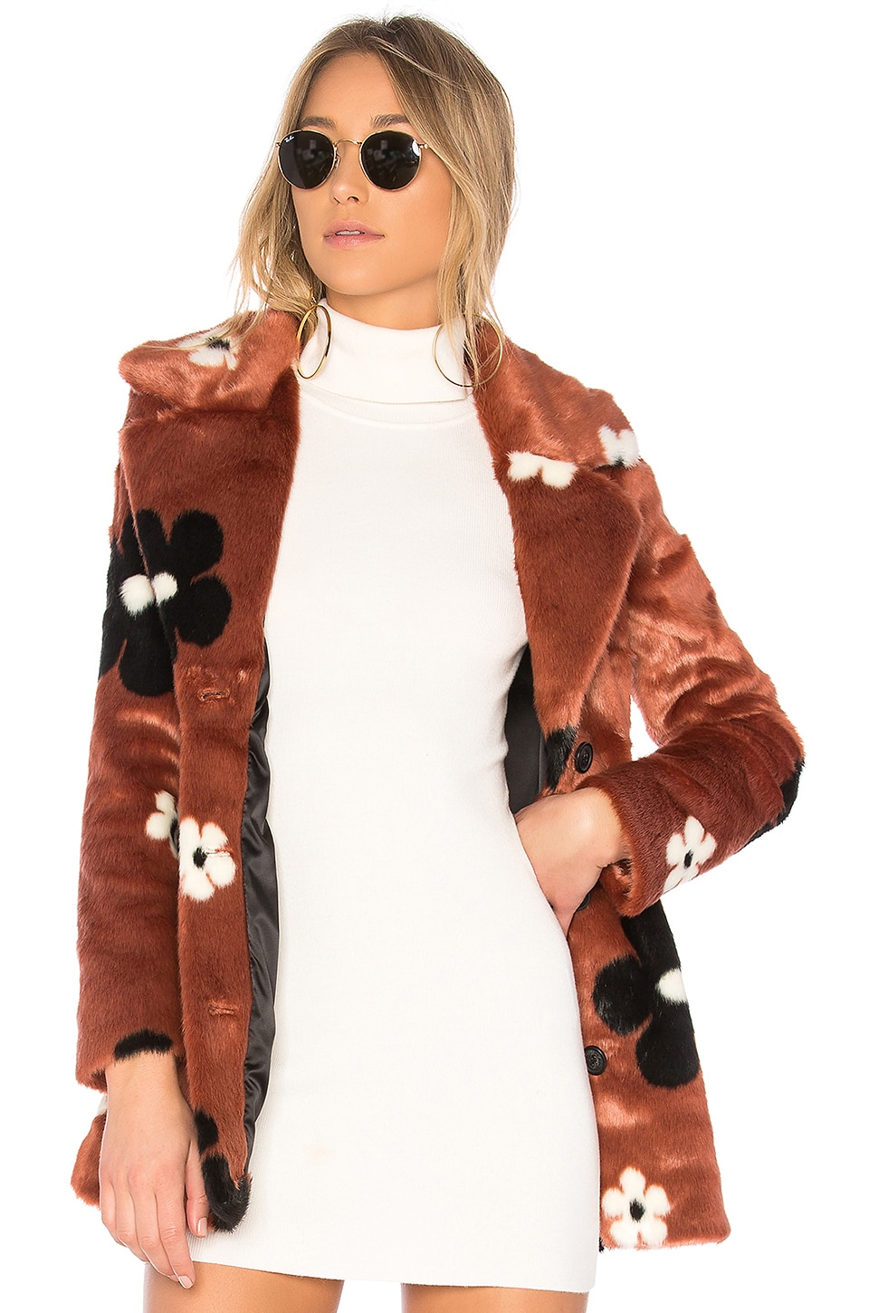 Everly Coat by EAVES