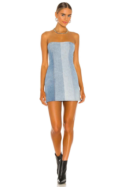 EB Denim Denim Dress in Light Wash