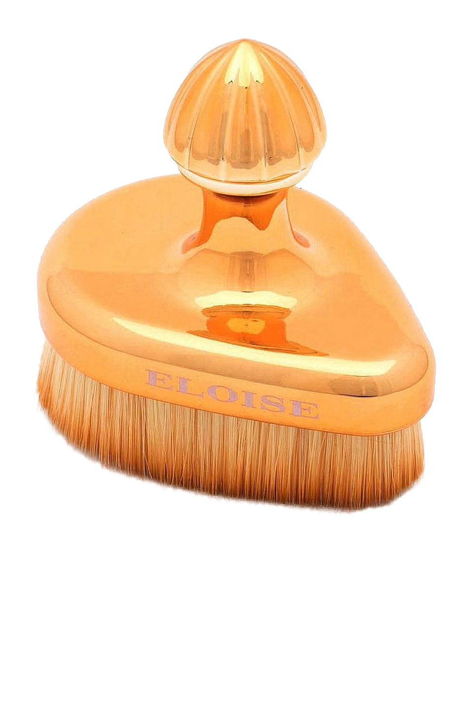 Eloise Beauty Tear Drop Brush in Gold