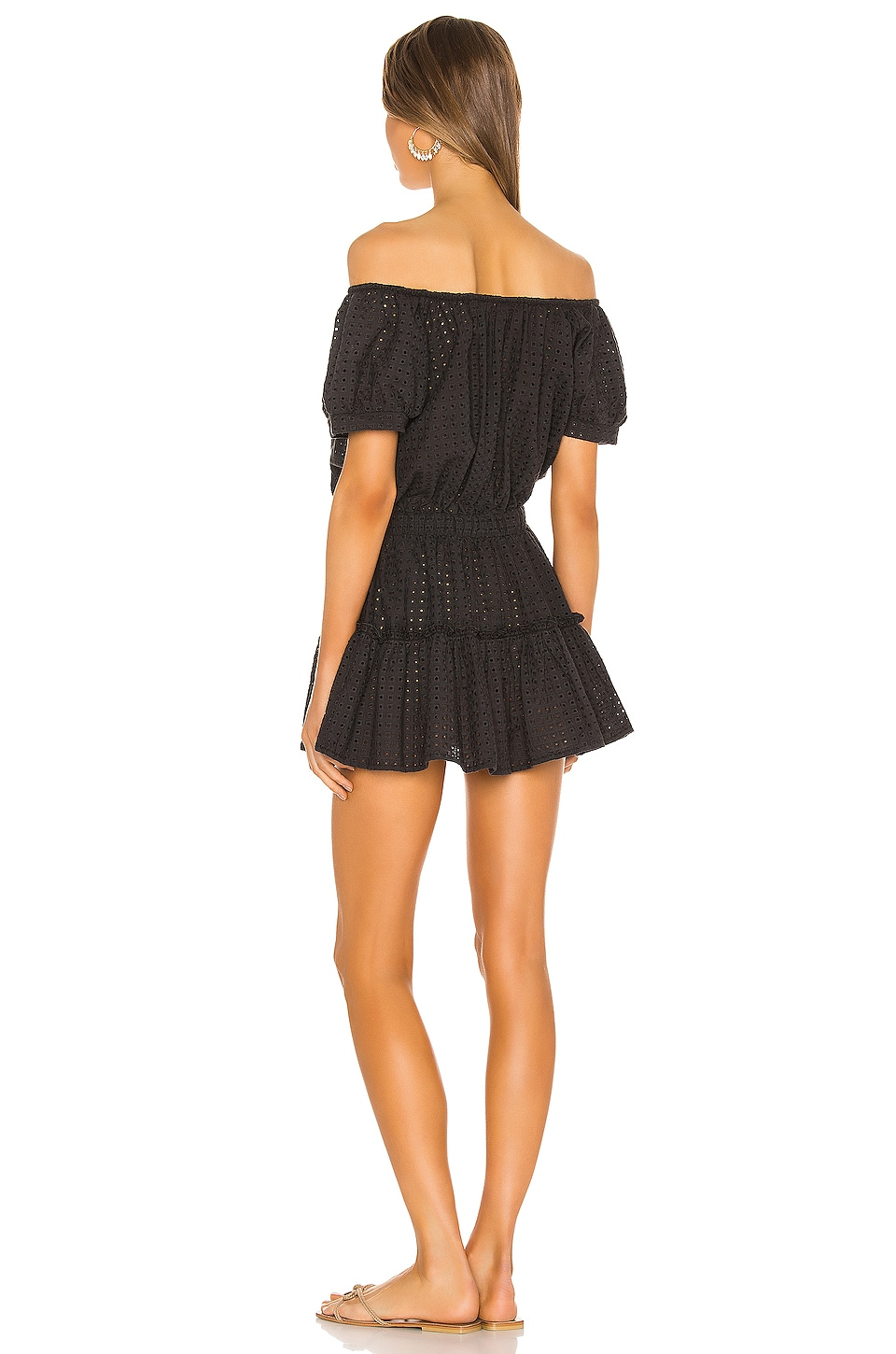 x REVOLVE Harper Nellie Dress, view 3, click to view large image.