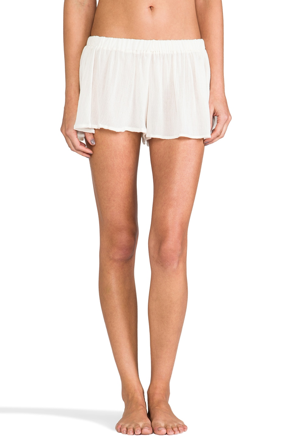 eberjey Laurel Shorts in Cloud