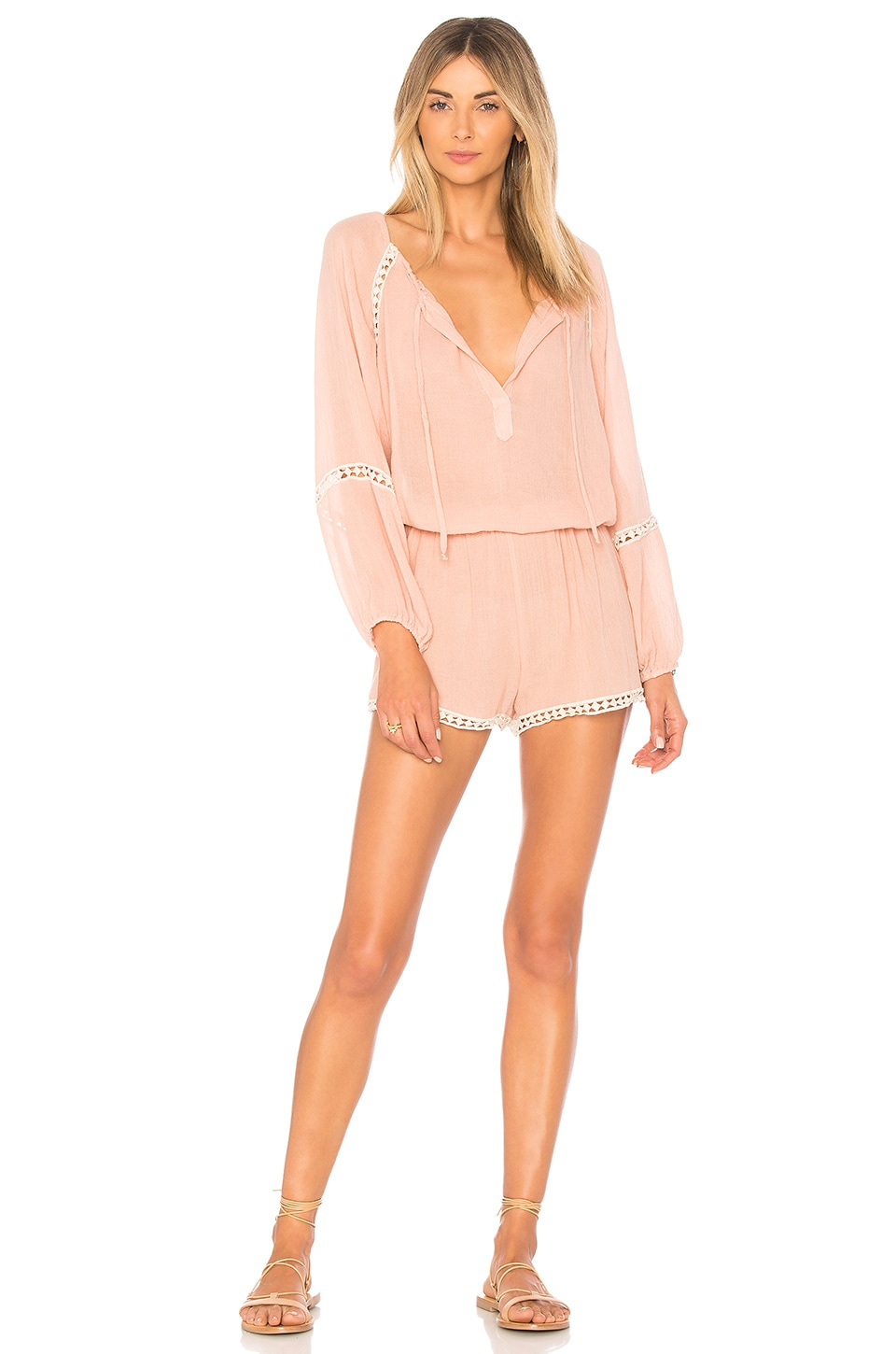 Summer Of Love Romper