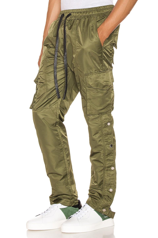 EmbellishNYC Westbrook Pants in Olive
