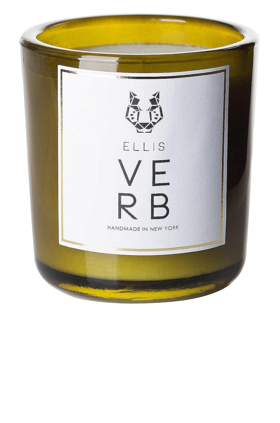 Ellis Brooklyn Verb Terrific Scented Candle in Verb