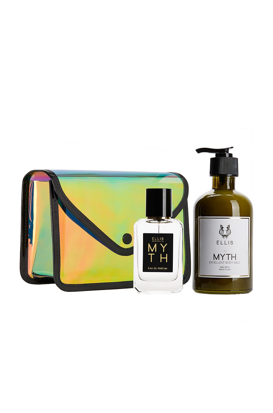 Myth Holographic Gift Set: A Brooklyn Story