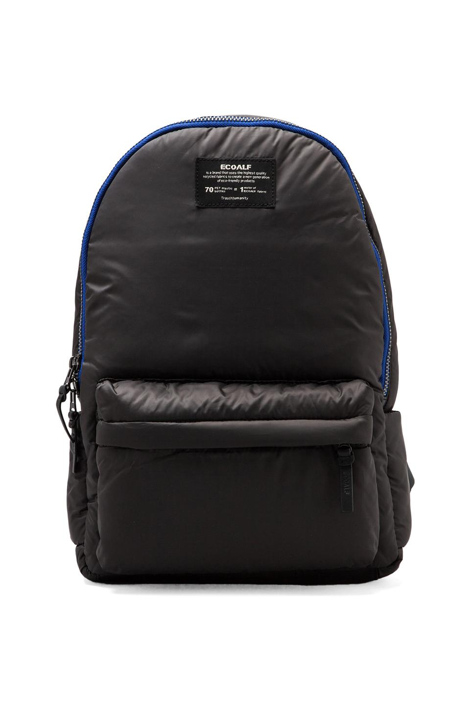 ECOALF Oslo Backpack in Anthracite