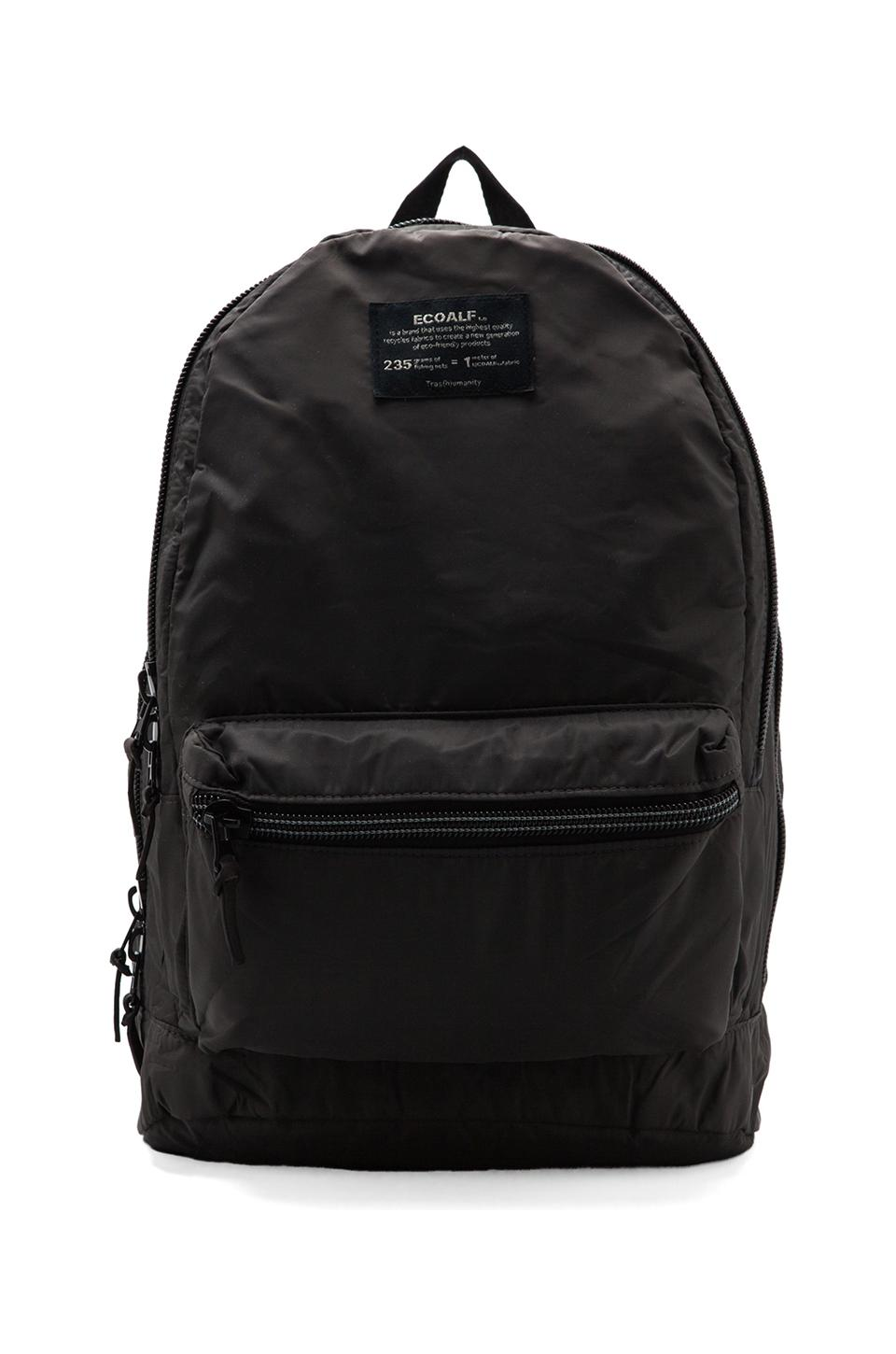 ECOALF Munich Backpack in Anthracite