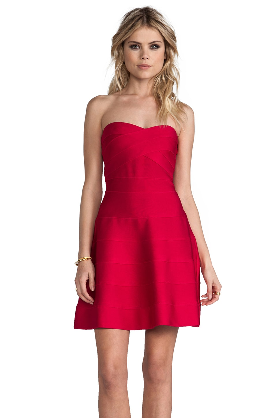 ERIN erin fetherston Jane Dress in Azalea