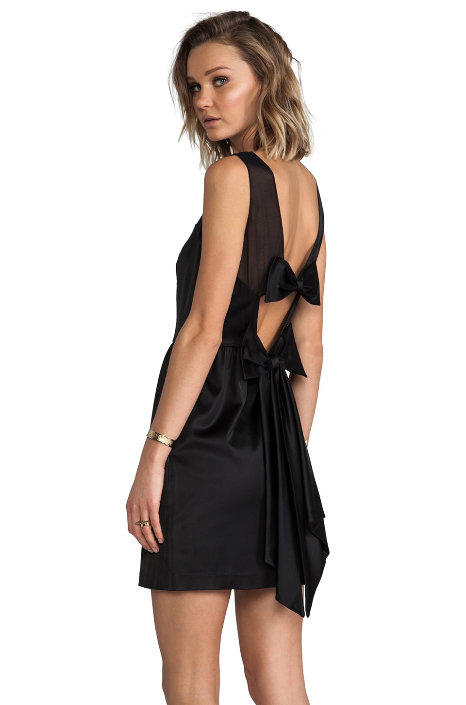 ERIN erin fetherston Winona Dress in Black