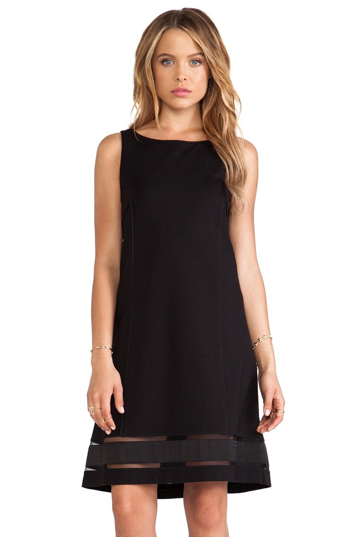 ERIN erin fetherston Laurel Dress in Black