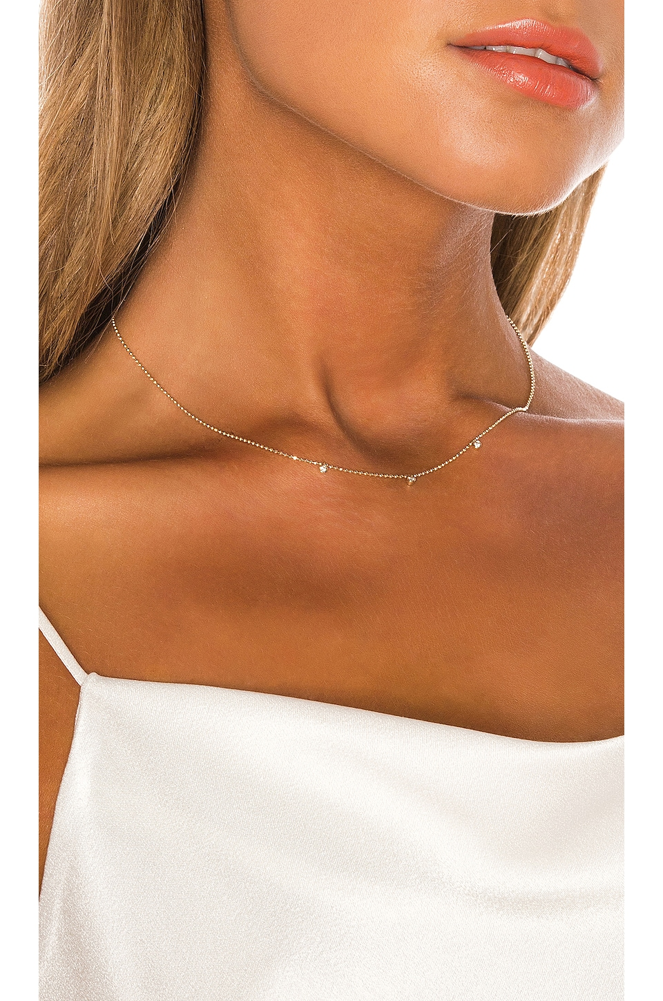 EF COLLECTION COLLIER DIAMANT