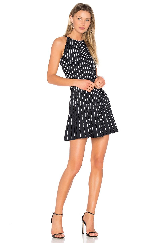 Pleated Mini Dress by EGREY