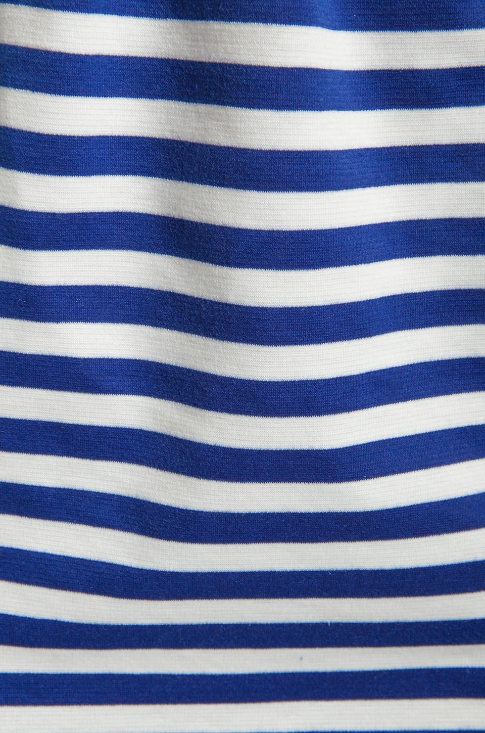 Eight Sixty Striped Tank Dress in Cobalt/White