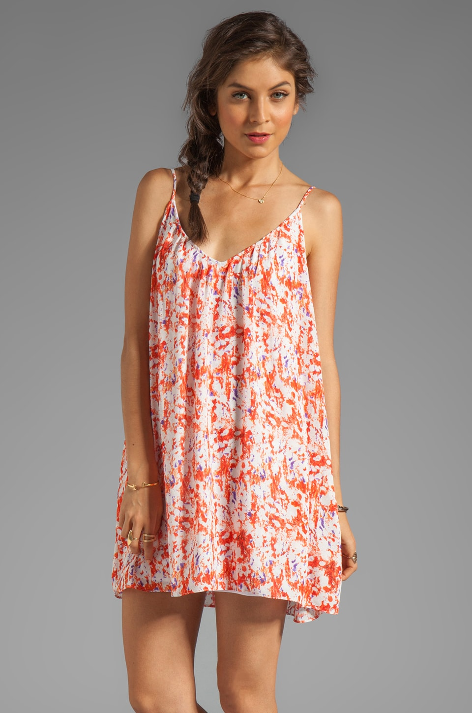 Eight Sixty Tank Dress in Light My Fire