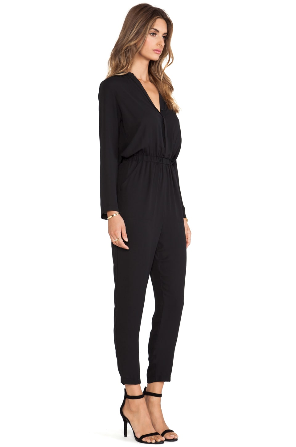Long Black Jumpsuit | Fashion Ql