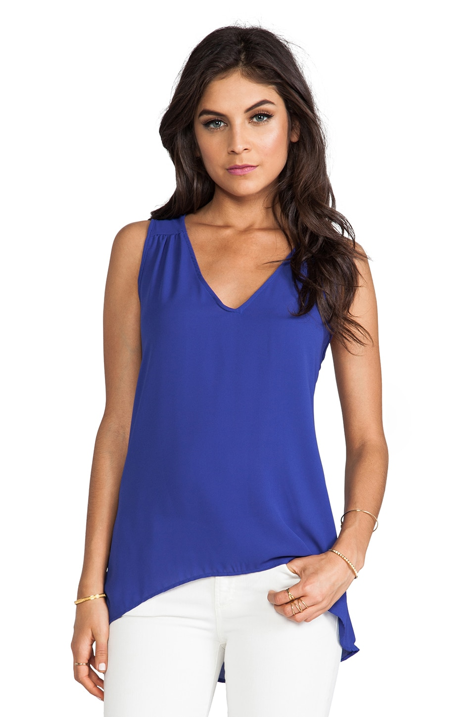 Eight Sixty Tank in Empire Blue