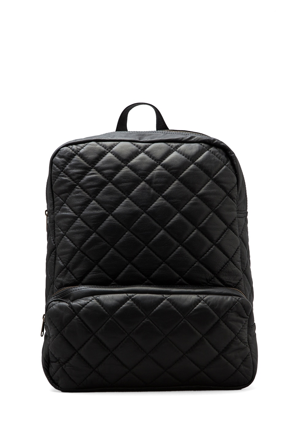 Elliott Label The Quilted Backpack in Black