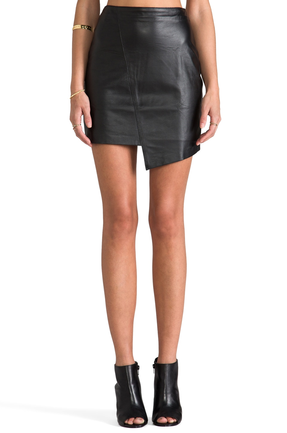 Elliott Label The Mode Skirt in Black