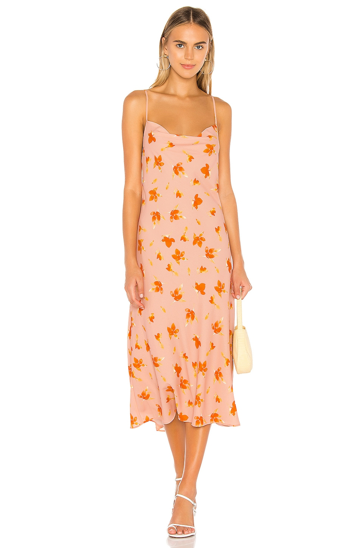 Endless Summer Berri Slip Dress in Floral Punch