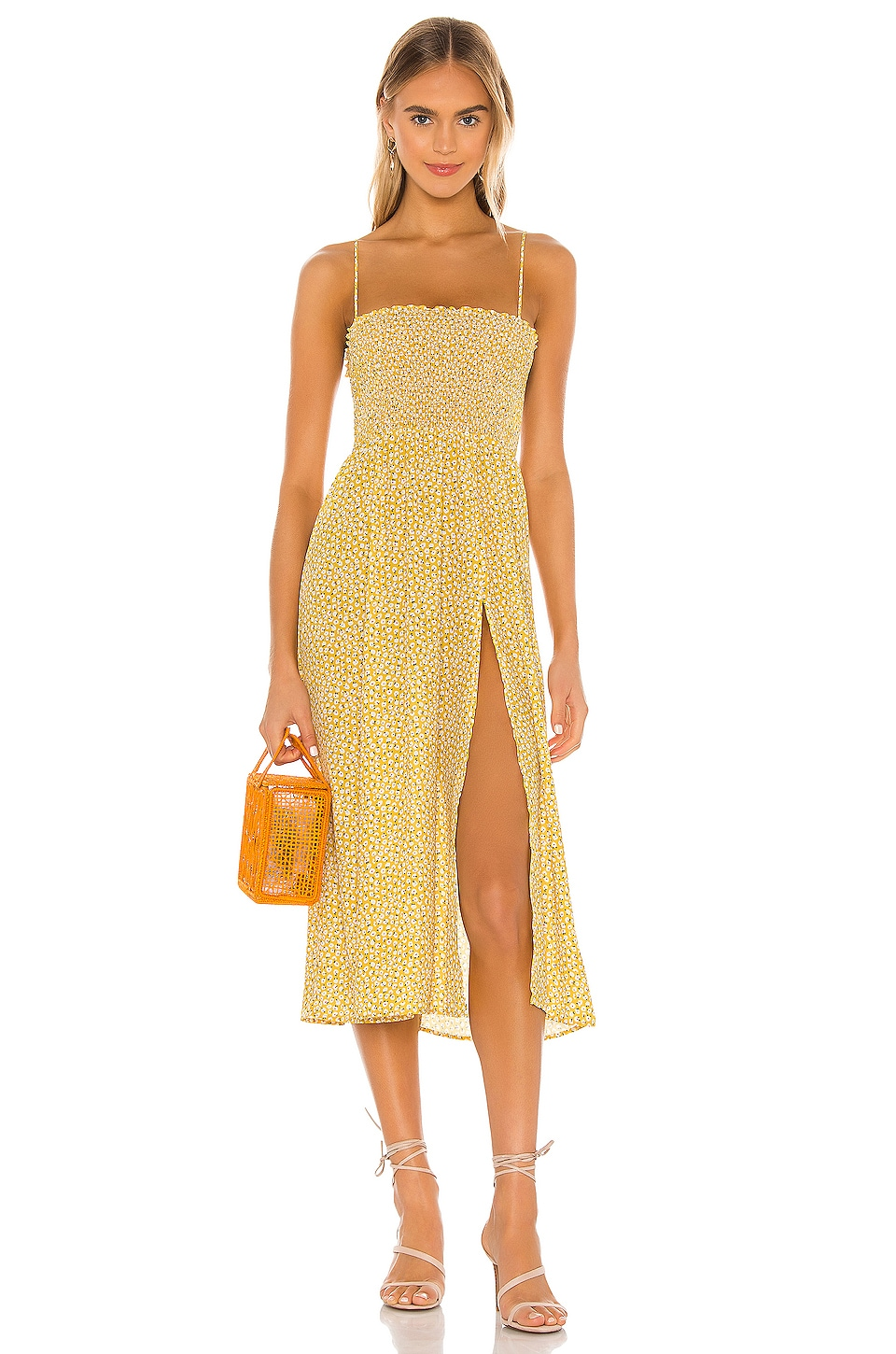 Ashley Midi Dress             RESA                                                                                                       CA$ 224.65 1