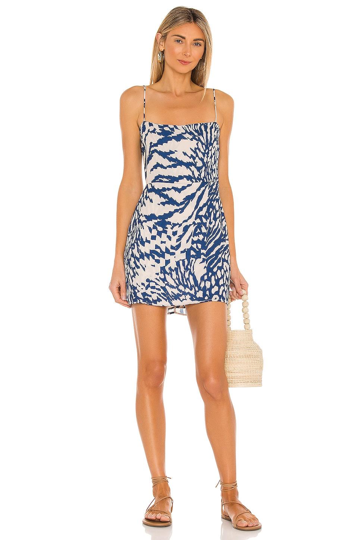 RESA Odi Mini Dress in Capri