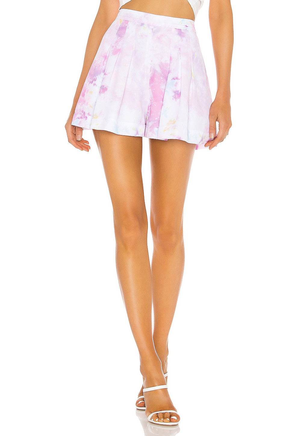 Endless Summer Zoey Short in Cotton Candy Tie Dye
