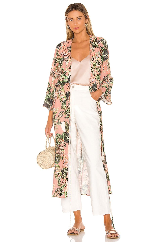 RESA Kimono in Paradise