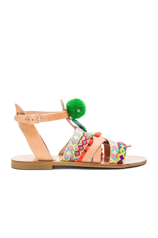 Kokomo Sandal by Elina Linardaki