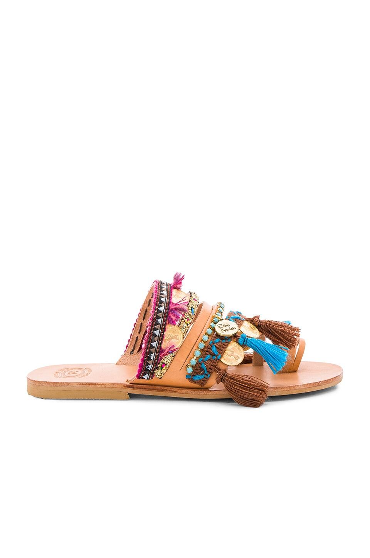 Marrakech Sandal by Elina Linardaki
