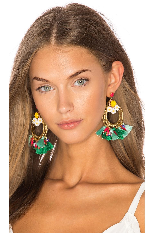 Felix Statement Earrings