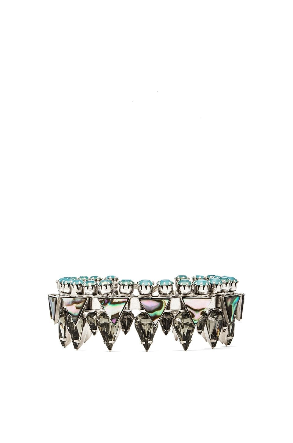 Elizabeth Cole Bracelet in Mother of Pearl