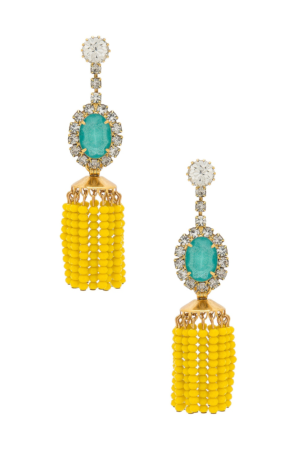 ELIZABETH COLE JAXTON EARRINGS