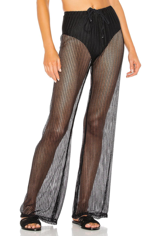 ELLEJAY Lara Pant in Black