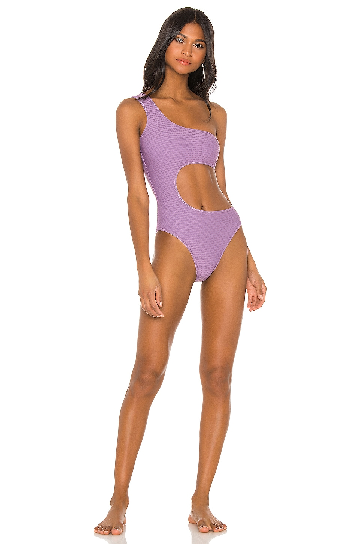 ELLEJAY Kristin One Piece in Purple
