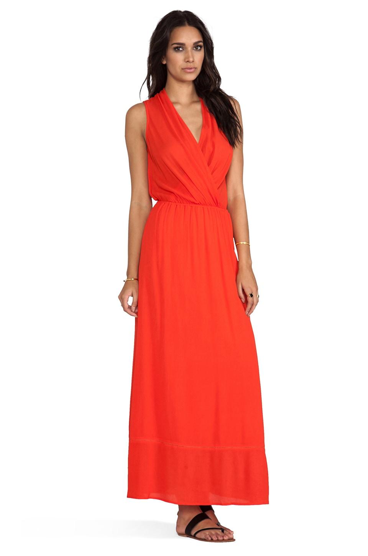 Ella Moss Stella Maxi Dress in Tomato