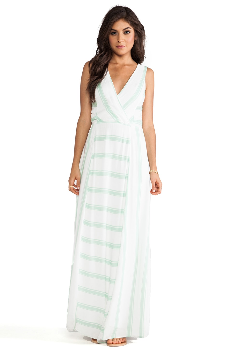 Ella Moss Anabel Maxi Dress in Julep
