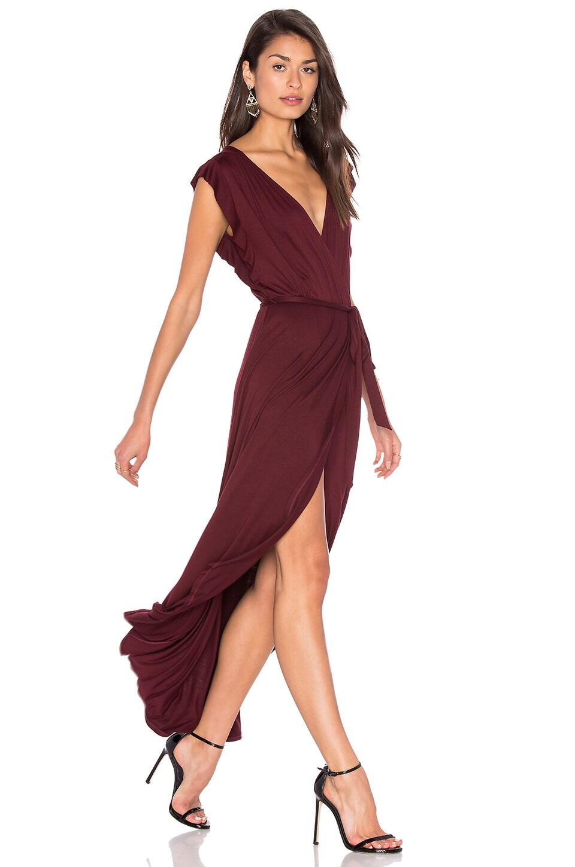 Bella Wrap Dress