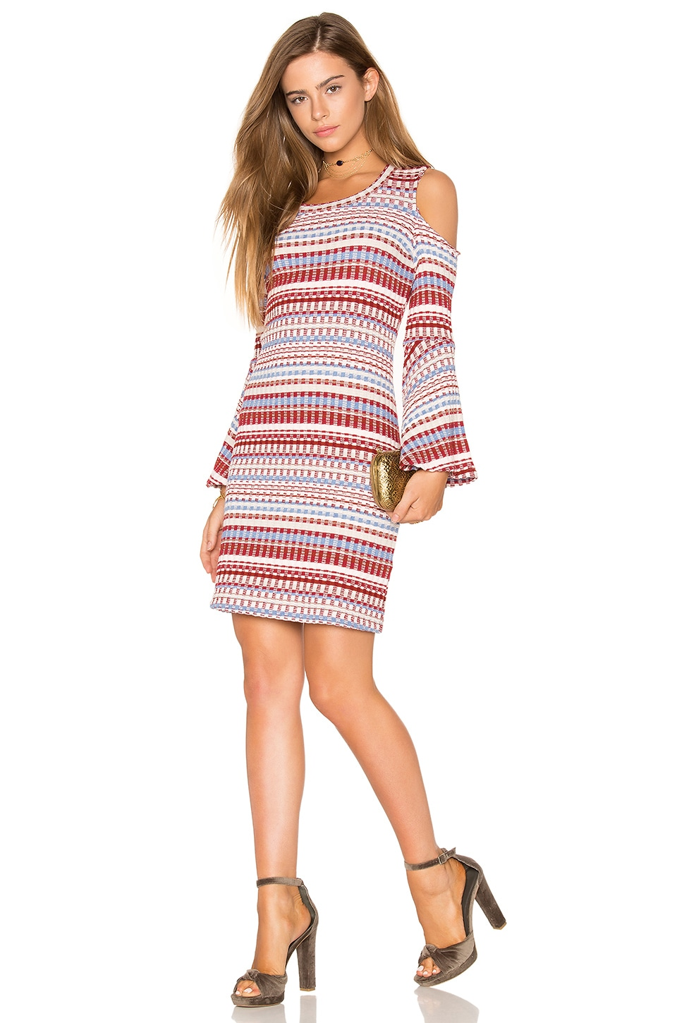 Nomadic Rib Dress by Ella Moss