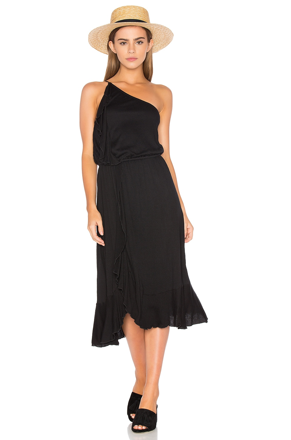 Ella Moss Gioannia Dress in Black