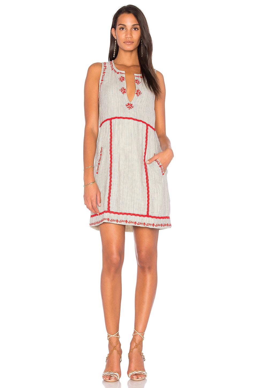 Marini Embroidered Dress by Ella Moss
