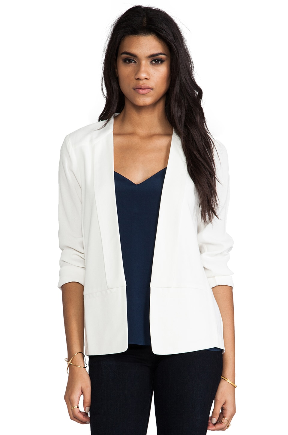 Ella Moss Kori Blazer in Natural
