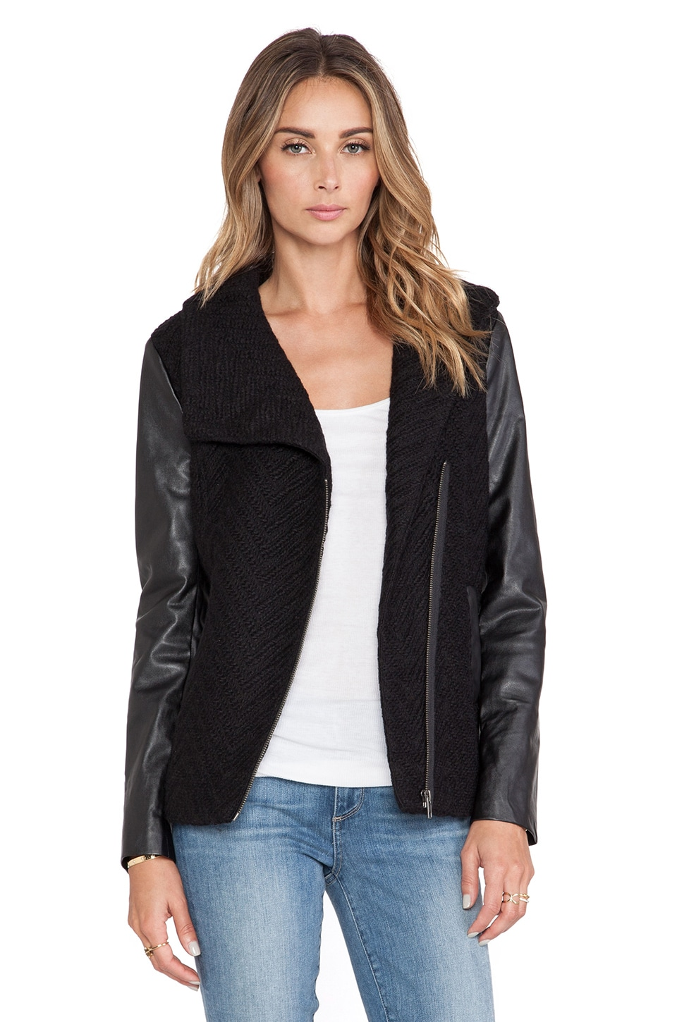 Ella Moss Trinity Jacket in Black