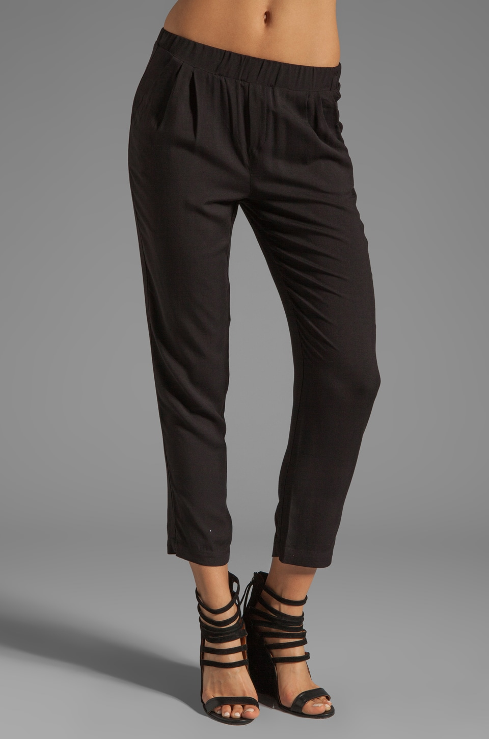 Ella Moss Aiselin Pants in Black