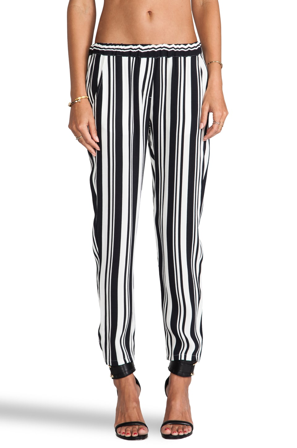 Ella Moss Annika Striped Pants