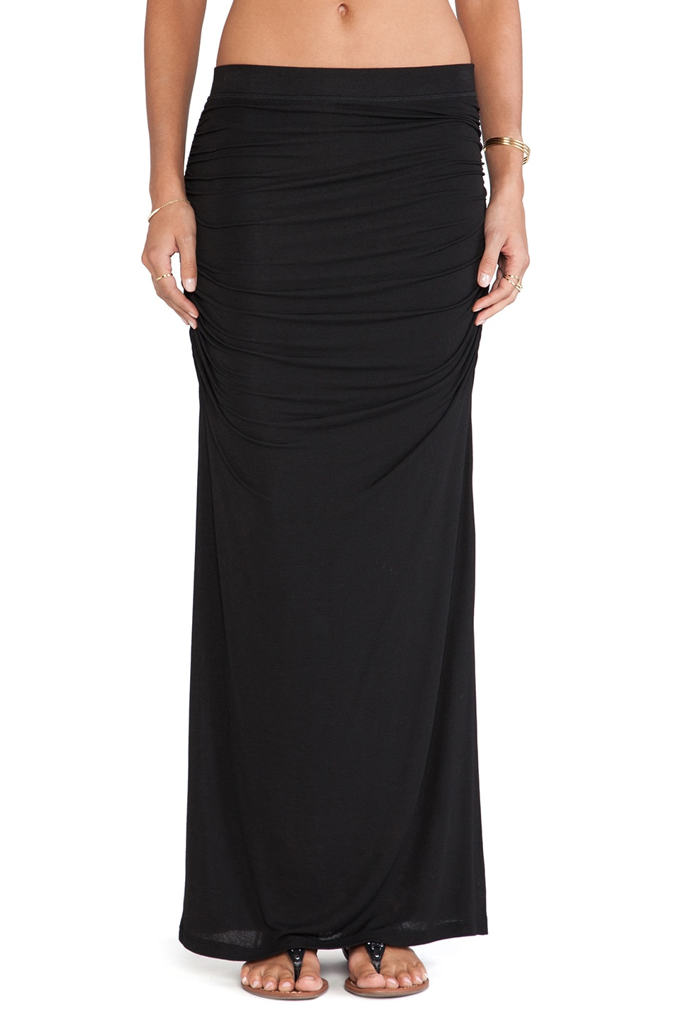 Ella Moss Icon skirt in Black